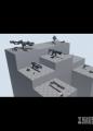 虚幻引擎军事武器模型包
