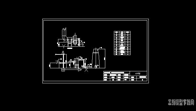 某燃煤采暖锅炉房烟气除尘系统设计