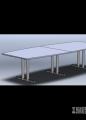 会议桌设计模型
