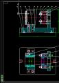 拔叉镗孔夹具课程设计(CAD图纸+说明书+Pro/E三维模型+工序卡+工艺卡)