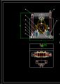 摇臂镗81孔夹具设计(CAD图+PROE三维)