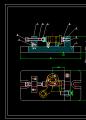 摇臂座铣侧面夹具设计(CAD图+CATAI三维)