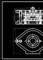 轴承端盖冲孔修边复合模设计