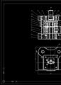 垫片复合模设计(CAD图纸+Pro/E三维模型)